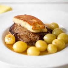 cuisiner tournedos tournedos rossini boeuf foie gras raisin et porto