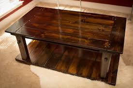 Industrial Wood Coffee Table by Industrial Rustic Coffee Table Industrial Furniture