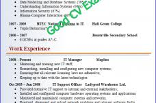 example cover letter for resume jospar