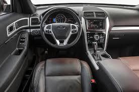 Ford Explorer 2014 - 2013 ford explorer sport first test truck trend