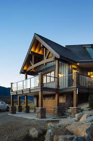 covered deck designs exterior rustic with deck driveway gable roof
