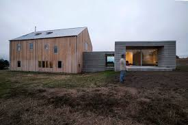 Barn Houses Pictures Gallery Of Sebastopol Barn House Anderson Anderson Architecture 3