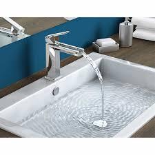 open spout bathroom faucet artika aqua flow open spout bathroom sink faucet