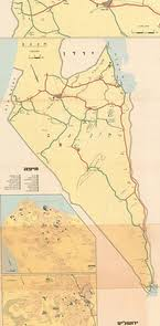 negev desert map the negev an undisputable part of s past and present
