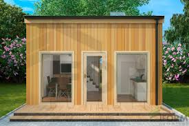 iform buildings timber frame and log cabin micro houses