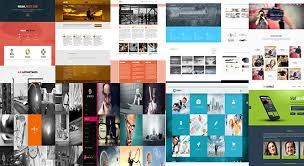 informational website templates 70 awesome portfolio website templates wpfreeware