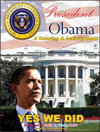 coloring books barack obama president coloring book and pages 2008