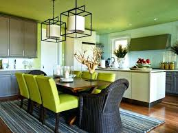 Lime Green Dining Room Green Dining Room Chairs Green Floral Upholstered Dining Room