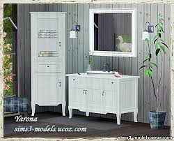 sims 3 bathroom ideas small bathroom set by yarona sims 3 downloads cc caboodle