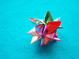 4 ways to make a german paper star wikihow