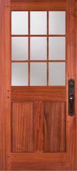 Sapele Exterior Doors Nantucket Collection Wood Doors Door Company