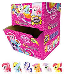 My Little Pony Blind Bag Wave 1 Amazon Com My Little Pony Friendship Is Magic Wave 10 Rainbow