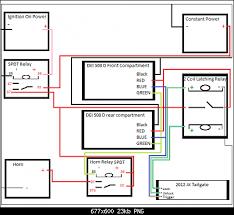 dei 508d proximity motion sensor addition to factory alarm system