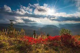North Carolina scenery images North carolina blue ridge parkway scenic landscape in autumn jpg