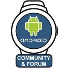android community android smartwatches custom faces not wear