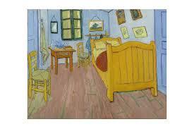 van gogh bedroom painting van gogh s bedrooms review wsj