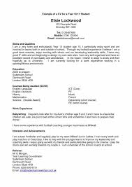 Best Resume Leadership by Examples Of A Great Resume Sample Resume123