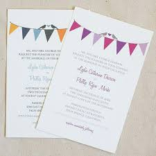 wedding invitations online new how to print out wedding invitations and bunting wedding