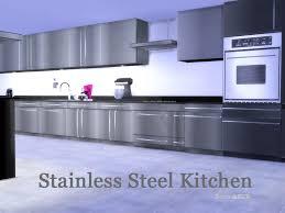 stainless steel kitchen furniture shinokcr s stainless steel kitchen