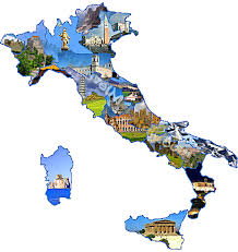 map of italy images travel map your tour in italy