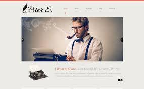 personal page responsive wordpress theme 51913