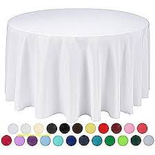 best tablecloths elegant round plastic 120 inches about tablecloth