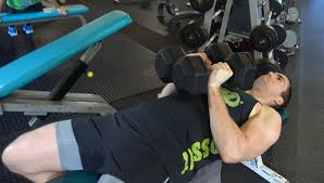 Close Grip Bench Press Benefits How To Dumbbell Close Grip Bench Press Ignore Limits