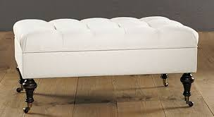 Tufted Storage Bench Amazing Best Tufted Ottoman With Storage Tufted Storage Ottoman