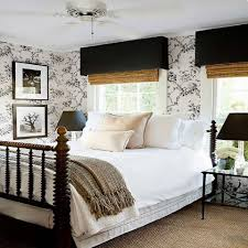 Black And White Bed 100 Dream Bedroom Decorating Ideas And Tips
