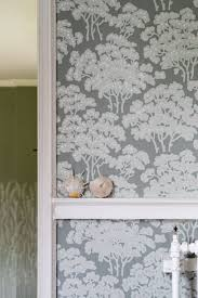 Papiers Peints Farrow And Ball Papiers Peints Classiques à Motifs Floraux Hornbeam Farrow
