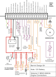 wiring diagram change switch generator new generator transfer