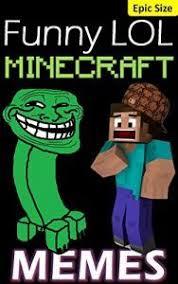 Epic Meme - idke on twitter epic sized minecraft memes 1