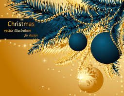 gold christmas vector gold christmas 2011 free vector 4vector