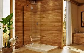 Swing Shower Doors What Is The Min Width For A Swinging Glass Shower Door In La