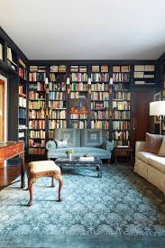 Apartment For A Music Critic Eclectic Family Room New York - Family room office