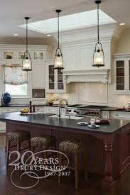pendant lights for kitchen island spacing hanging island pendant lights heat up your cooking space