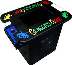 Cocktail Arcade Cabinet Kit Arcade Video Game Cocktail Table Underlay Graphic Aceamusements Us