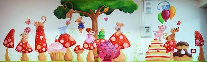 fresque murale chambre bébé fresque murale chambre fille finest fresque chambre fille et