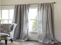 linen curtain panels linen grommet sheer curtain panel green