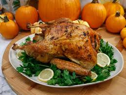 lemon and herb roasted thanksgiving turkey recipe geoffrey