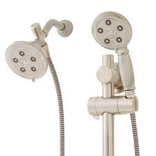 Grohe Shower Systems Grohe Grohflex Cosmopolitan Shower Set 1 Spray Shower System In
