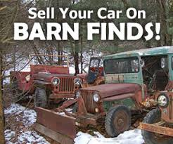 Barn Conversion Projects For Sale Barn Finds Unrestored Classic And Muscle Cars For Sale
