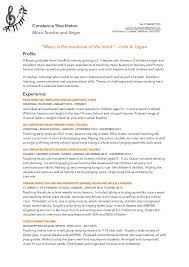 Nursery Teacher Resume Sample 3rd Grade Book Report Cover Page Thesis On Personality Analysis Of