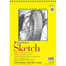 strathmore 300 series sketch pad