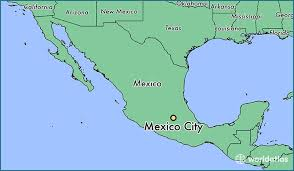 mexico on map where is mexico city mexico where is mexico city mexico