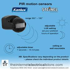 how to wire a motion sensor to an existing light uk wiring