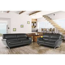 Nicoletti Leather Sofa by Ettore 1 Leather Sofa Set By Nicoletti U2013 City Schemes Contemporary