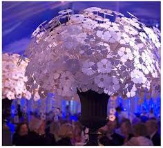 paper flower centerpieces best 25 paper flower centerpieces ideas on flowers