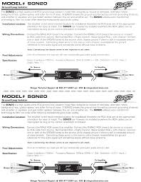 download stinger ground loop isolator sgn20 user u0027s manual for free