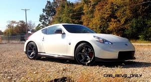 nissan 370z nismo review update1 2014 nissan 370z nismo full driven review with videos